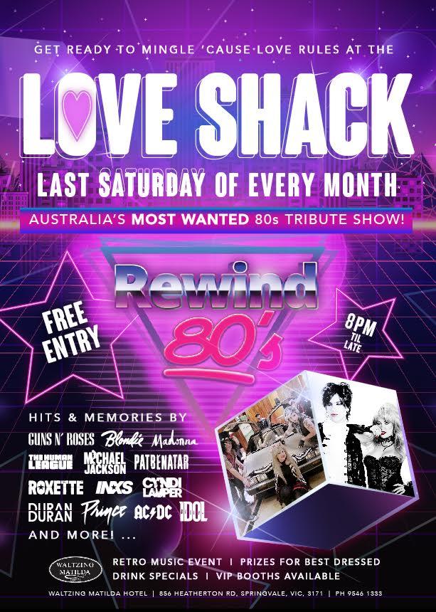 LoveShackRW80sposter